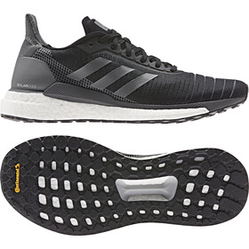 adidas Solar Glide 19 Buty Low-Cut Kobiety, core black/grey five/footwear white